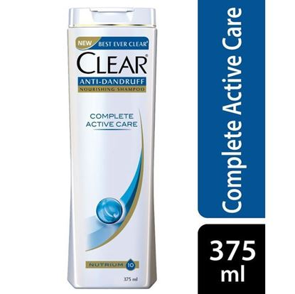 Picture of CLEAR Complete Active Care Shampoo – 375ml