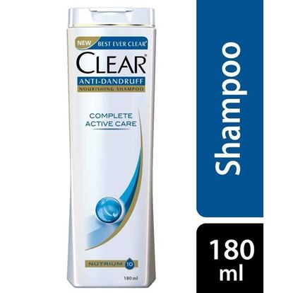 Picture of CLEAR Complete Active Care Shampoo 180ml