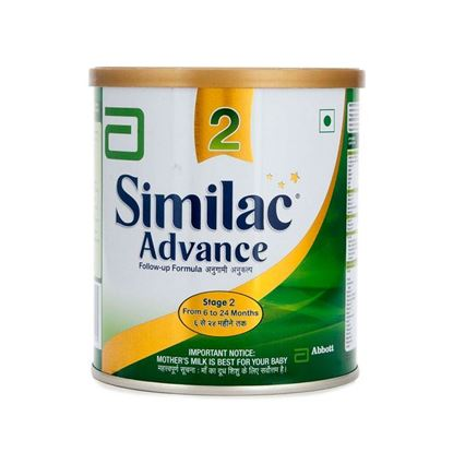 Picture of Similac 2 Milk Powder 400gm.