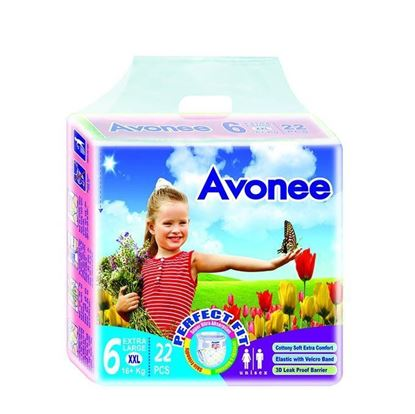 Picture of  Avonee Diaper-Extra Large(16+Kg)-22Pcs