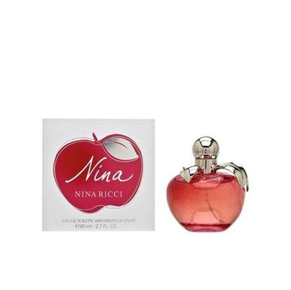 Picture of Nina Ricci Nina Perfume Spray for Women - 80ml