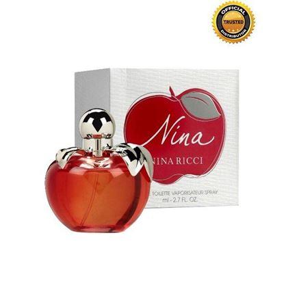Picture of Nina Ricci Repack Perfume For Women - 80ml