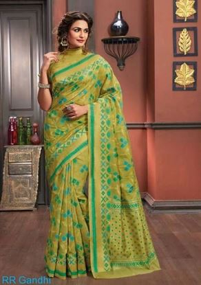 Picture of Original INDIAN Pure SILK WOVEN