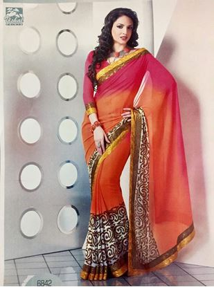 Picture of  ORIGINAL INDIAN Soft Georgette