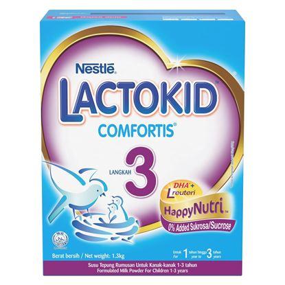 Picture of Nestle LACTOKID 3 Comfortis Langkha 1.3kg.