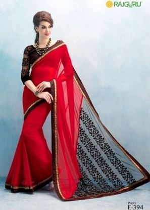 Picture of Original Indian Chiffon Georgette