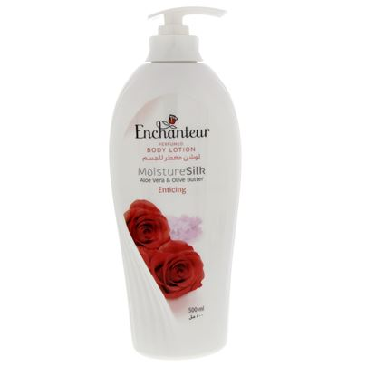 Picture of Enchanteur Perfumed Body Lotion Enticing- 500ml
