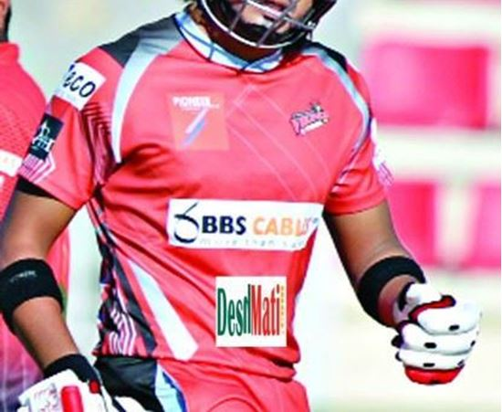 sale retailer b3748 77d71 BPL Chittagong Vikings Replica jersey 2017/18