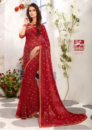 Picture of ORIGINAL INDIAN High Quality PURE GEORGETTE