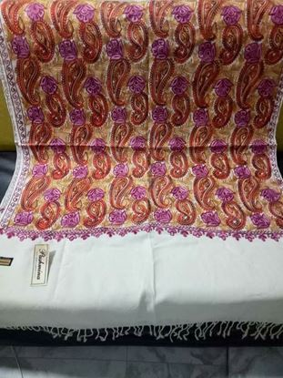 Picture of Original Kashmiri Shawls For Women-Multicolor