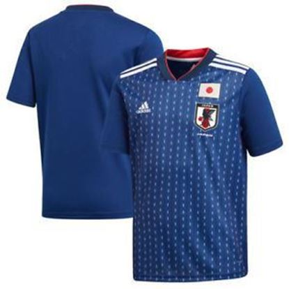 Picture of  Japan Home World Cup Exclusive Jersey 2018
