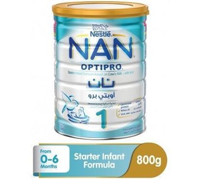 Picture of Nestle Nan Optipro 1 Infant Formula 800gm