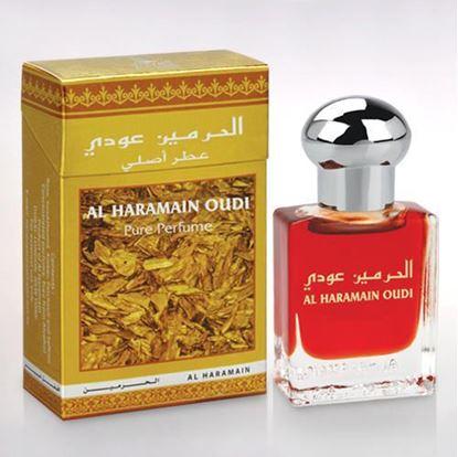 Picture of Al Haramain Oudi - Attar Perfume Oil - 15ml