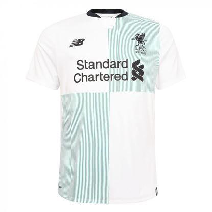 Picture of  2017/18 Liverpool Away Half Sleeve Exclusive Jersey