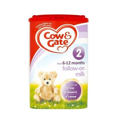Picture of Cow & Gate Follow On Baby Milk Powder-2 (900gm)