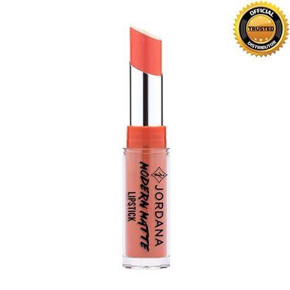 Picture of Jordana Modern Matte Lipstick - 52 Matte Orange Blossom