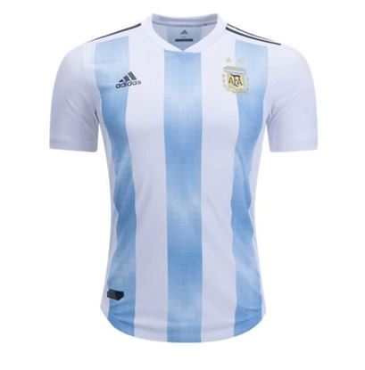 Picture of Argentina Home World Cup Special Jersey 2018