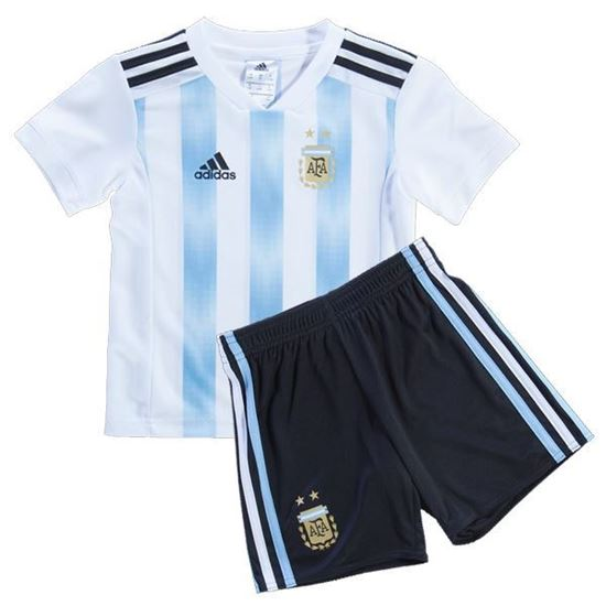a8c185a89aa 2018 World Cup Argentina Home Jersey for Kids. Online Shopping based ...