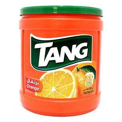 Picture of Tang Instant Drink Plastic jar Orange - 2.5kg