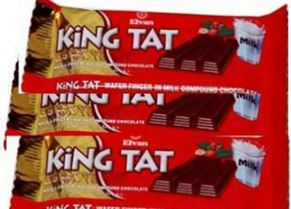 Picture of King Tat Chocolate-3 Pcs