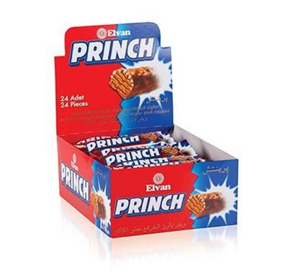 Picture of Princh Milky Compound Chocolate 24 Pcs
