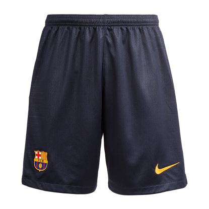 Picture of 2018/19 FC Barcelona Home Shorts - Mesh Cotton