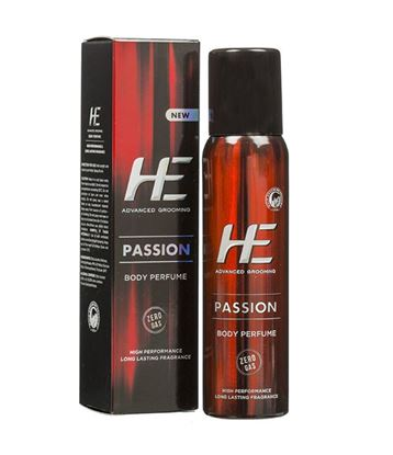Picture of He Passion Body Perfumed -100ml