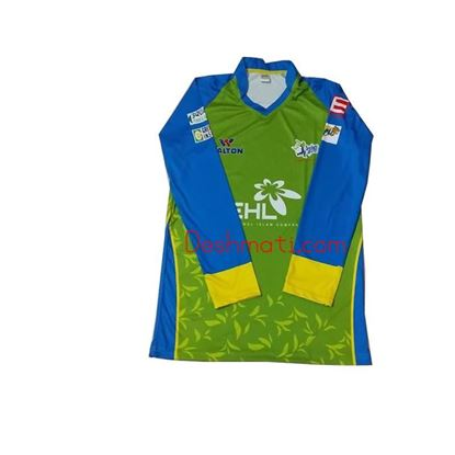 Picture of BPL Sylhet Sixers Long Sleeve Jersey 2019