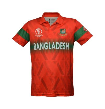 Picture of Bangladesh Away Cricket Jersey World Cup 2019