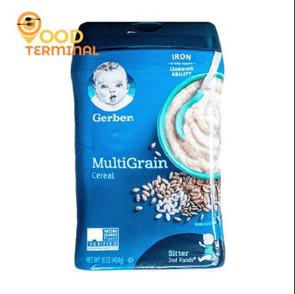 Picture of Gerber MultiGrain Cereal - 454g