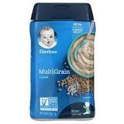 Picture of Gerber MultiGrain Cereal - 227g