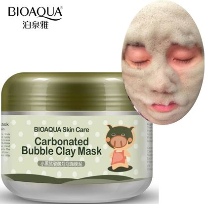 Picture of Bioaqua Carbonated Bubble Clay Mask