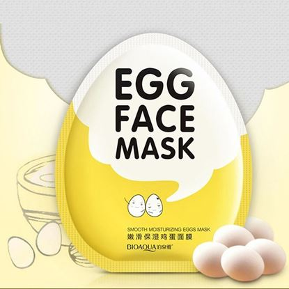 Picture of Egg Face facial Sheet - 30gm