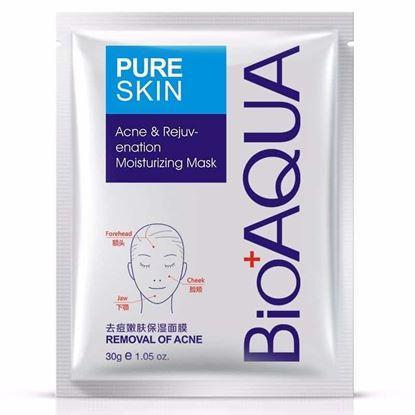 Picture of Bioaqua Acne & Rejuvenating Moisturizing Sheet Mask