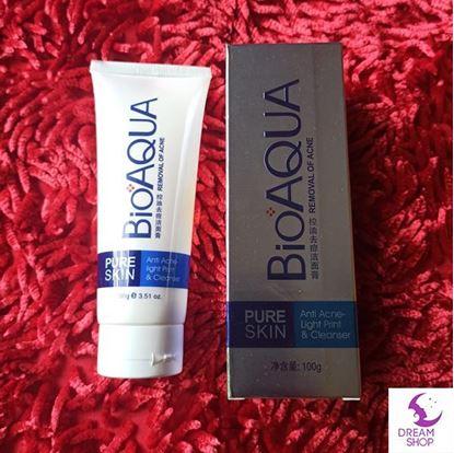 Picture of Bioaqua Pure Skin Anti Acne Facial Cleanser 100g