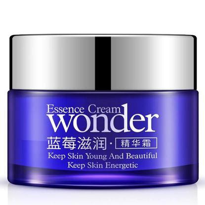 Picture of Bioaqua Blueberry Skin Care Deep Moisturizing Face Cream