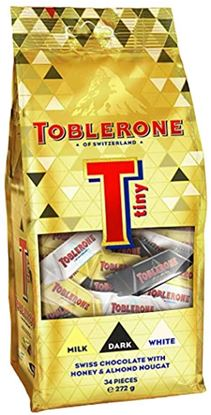 Picture of Toblerone Tiny Milk - 272 gm