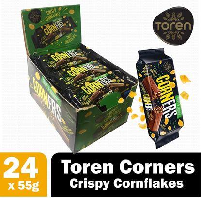 Picture of Toren Classic Corners Compound Chocolate 24 pcs 52g Full box