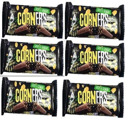 Picture of Toren Classic Corners Compound Chocolate 6 pcs - 52g each