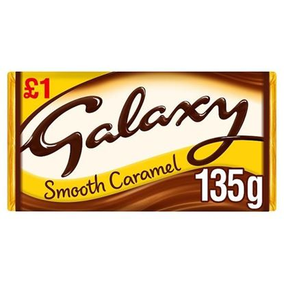 Picture of Galaxy Smooth Caramel - 135gm