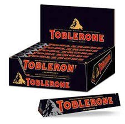 Picture of Toblerone Dark Chocolate 20pcs Full box 100g