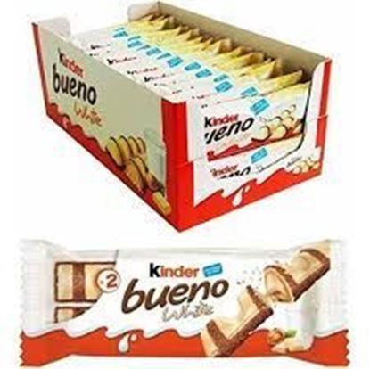 """Picture of Kinder Bueno White"""" 30 pc's box"""