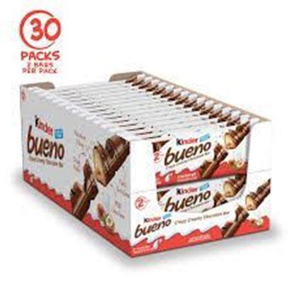 "Picture of Kinder Bueno"" 30 pc's box"